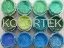 Loose Pigment Eyeshdows Mineral Pigments