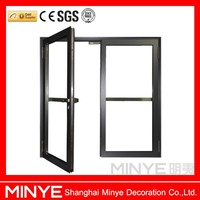 fire proof fire emergency escape door with escape locks