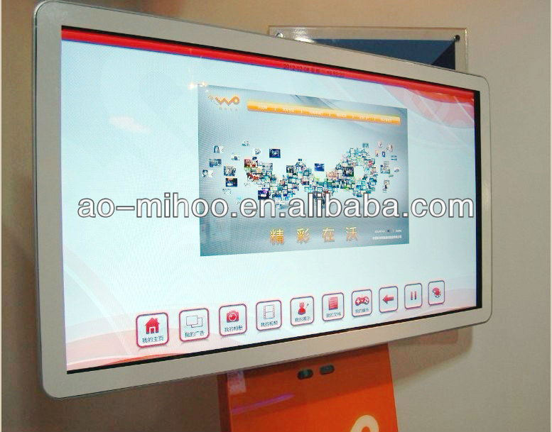 "Ultra-thin 55"" All in one pc tv touchscreen"