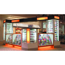 glass store mobile phone display showcase manufacturers