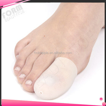 Soft Gel Toe Protectors Finger Cap Bunion Relief HA00453