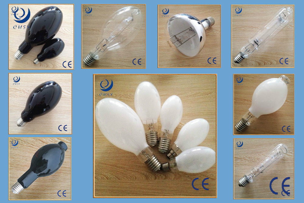 mercuries China 160w 300w 500w 750w 1000w BT shape