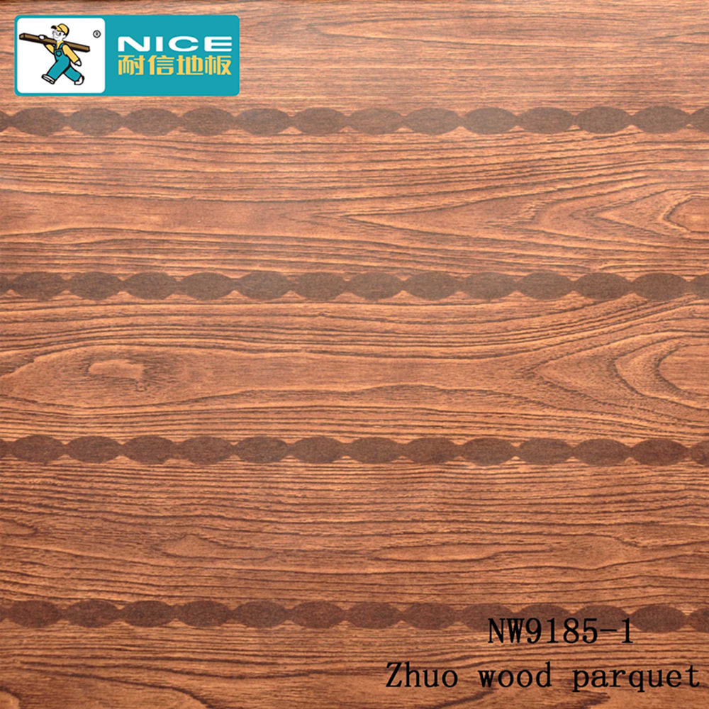 12mm HDF Parquet Waterproof Laminate Flooring