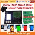 Upgraded LCD display touch screen digitizer tester frame board for iphone 4/4s 5 5s 5c 6 6Plus Universal
