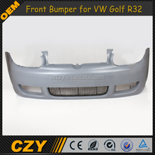 03-05 R32 PU Front Bumper Body Kit for VW Golf4 R32 03-05
