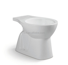 One piece toilet bowl bathroom water closet cheap price siphon flushing anglo indian toilet