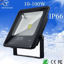 Solar power system IP66 fishing boat led flood light 30w