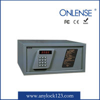 cheap price hotel security box with manager code