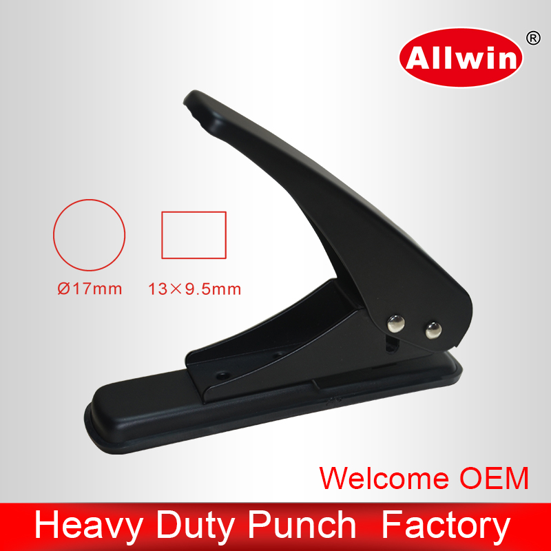 Professional factory produce craft puncher (can custom hole shape)