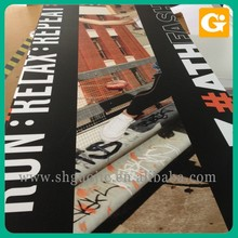 Organic Adhesive Types Of Advertising Boards Digital die Cuttings
