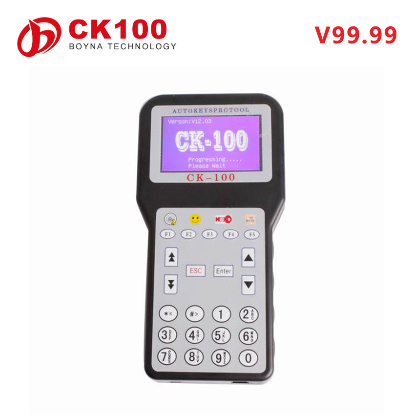 New Arrival Keys Pro Tool CK100 Car Key Program Machine 2014 New Version V99.99