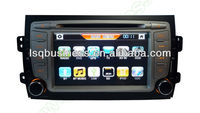 lsqstar 2 din 7 inch car audio For SUZUKI SX4 with gps navigation,bluetooth,ipod control,steering wheel control...