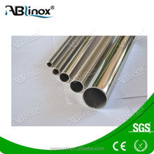 ABL intrnational standar 100mm diameter stainless steel pipe