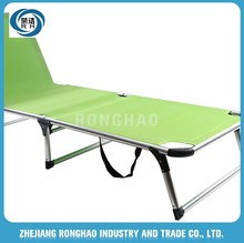 2017 hot selling Handmade Hot Selling Simple design Durable Metal bed folding