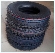 three wheel 400-8 6 pr motorcycle tyre three wheel 400x8 tricycle tyre