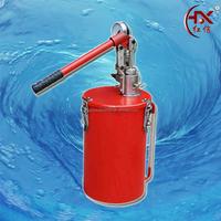 Portable Industrial Hand Pump Foam Sprayer Manual Pressure Pump