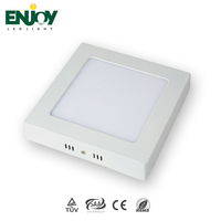 SMD2835 Surface Mounted White Square Led Panel Light