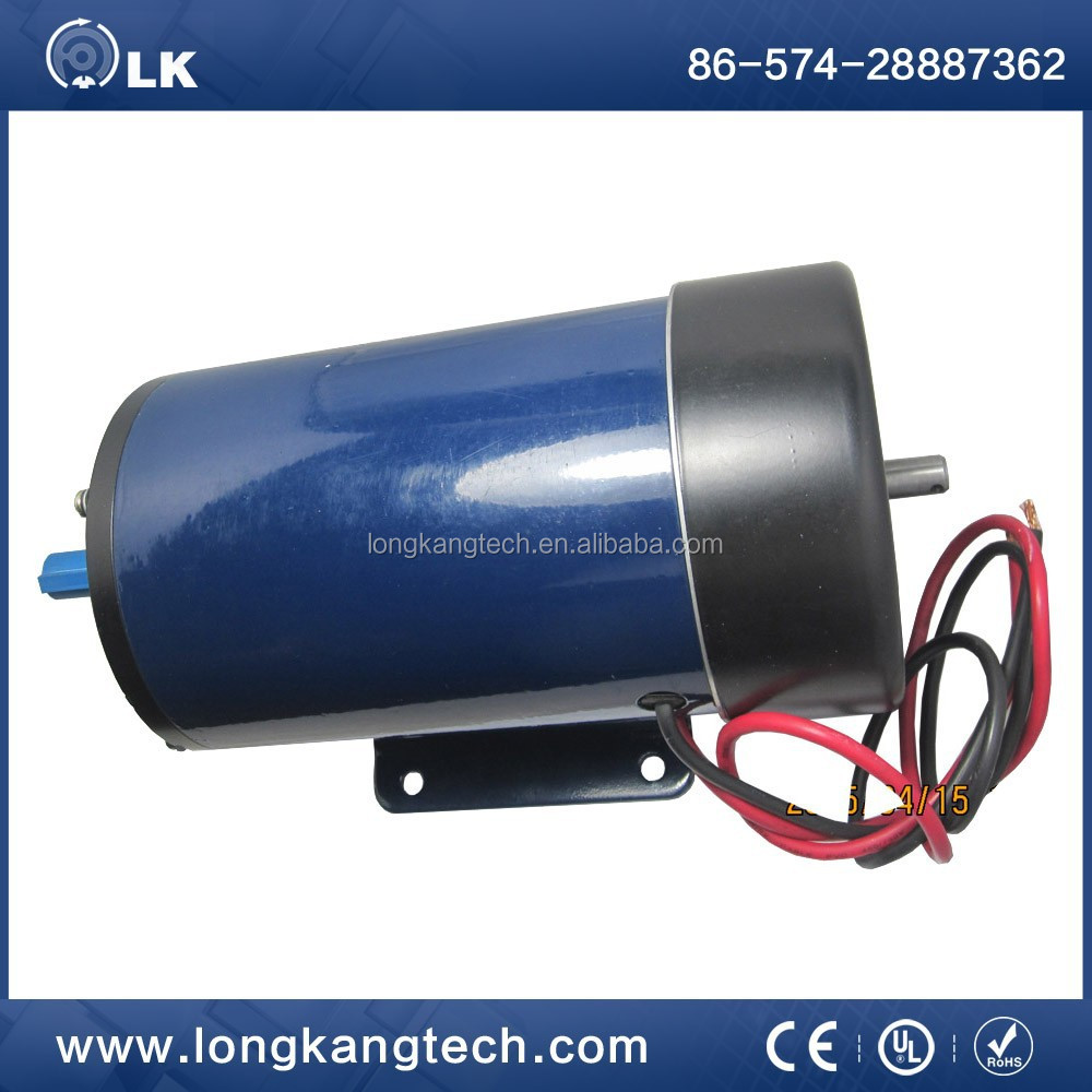 Double end shaft gear motor buy electric motors 12v 12v for Double ended shaft electric motor