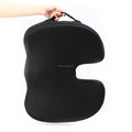 Relief pressure soft Orthopedic memory foam car seat cushion