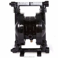 GODO QBY3-10/15 Aluminum Anti-Corrosion Water Double Diaphragm Pump with High Quality