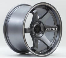 TE37 RT new design wheels, sport car rims, size 15x8.25 4x100