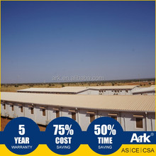 Ark Flatpack Long Lifespan commercial field Bunkhouses