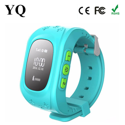 Mobile phone tracker smart band q50 gps child watch