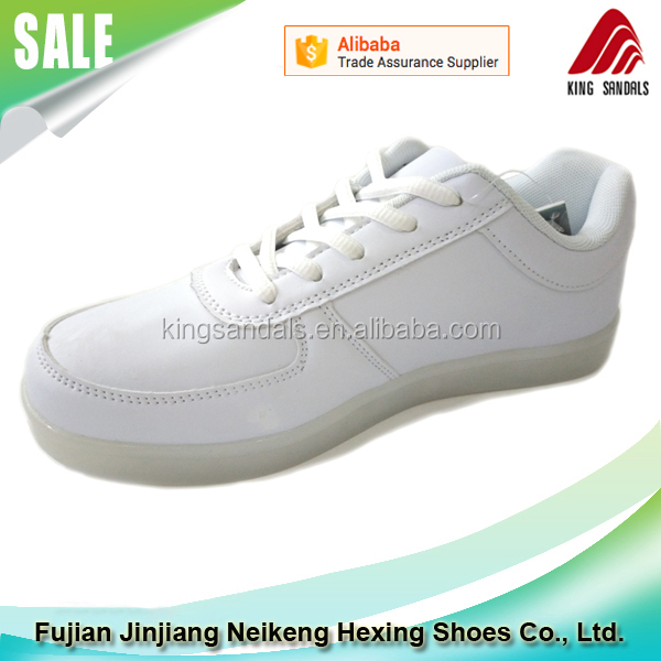 New Design Colorful Light LED Shoes Wholesale