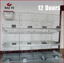 Welded Wire Mesh Rabbit Farming Cage For Sale