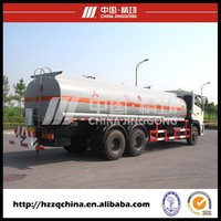 China Heavy Truck Mobile Refuelling Tank Truck