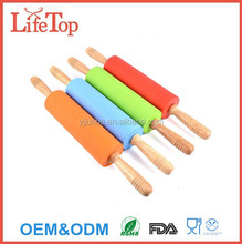 Professional Wooden Rolling Pin Handle for Rolling Dough