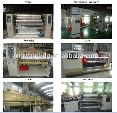 PVC Electrical Tape Automatic Cutting Machine Cutter