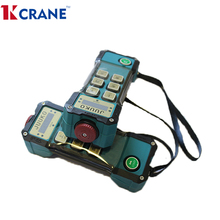 JUUKO industrial radio remote controls 6 buttons or 8 buttons 220V/48V controler
