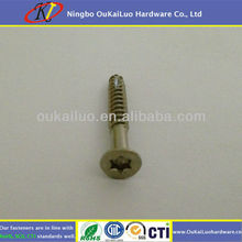 Trox Drive Flat Head Self Tapping Screw with Cutting