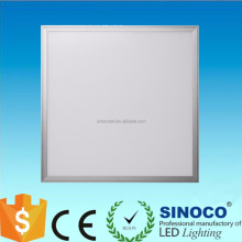 Sinoco 4300lm 600x600mm SMD TUV certified led ceiling panel lighting