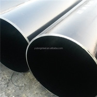 China ERW Steel and iron pipes price