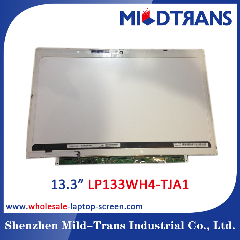 LCD panel with touch glass F2133WH4 13.3 inch full assembly LP133WH4-TJA1 for HP folio 13 A9M20PA