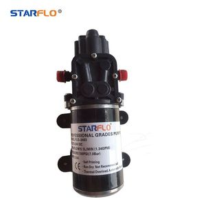 STARFLO FL-3203 100PSI 12v dc mini battery operated water pumps for pesticide spray