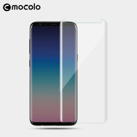 Mocolo 9h 3DTempered Glass Full cover Mobile Phone Screen Protector for Samsung Galaxy S9 plus