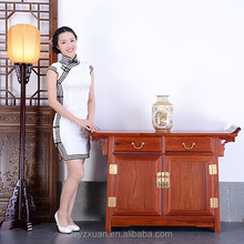 New design chinese style muti-function hotel dining room furniture small and exquisite cheap wood chest cabinet of drawers