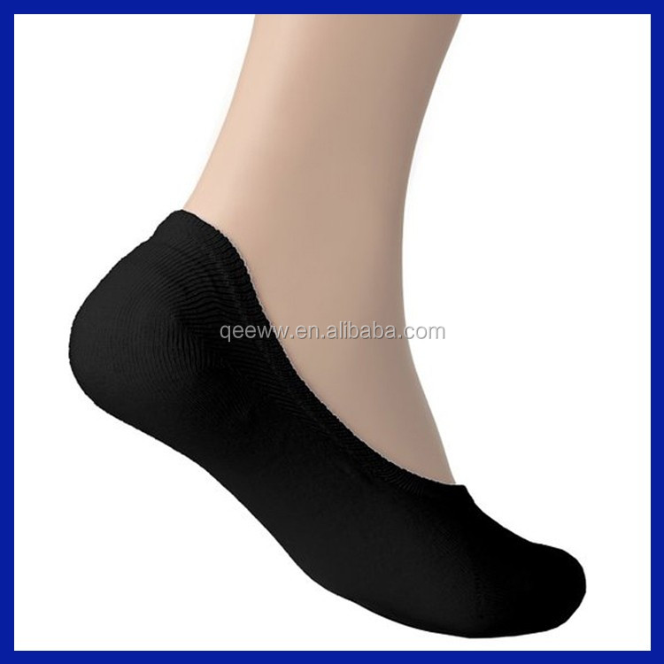 2017 Yhao Low cut slipper Invisiable socks Women's No-Show Cotton Casual Socks Non Slip
