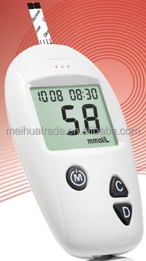 BIOBASE High Quality Blood glucose meters with test strips