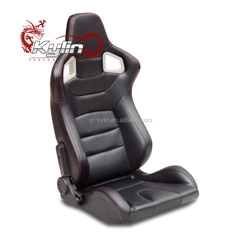 KYLIN RACING Carbon Fiber Racing Approval Sport Car Bucket Race Seats