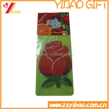 New products Customized Hanging Car Air Freshener