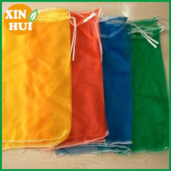 PP WOVEN Leno mesh net bag for vegetable