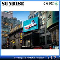 high brightnesss and full color p10 p16 free hot sex images by China manufactuer commercial advertising led display