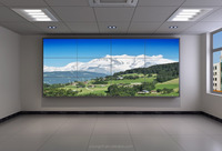 SAMSUNG orginal panel high definition 1920*1080 resolution multi-screen video displays 55 inch LCD TV wall