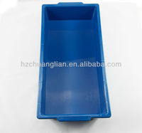 clear plastic molded injection packaging box OEM supplier