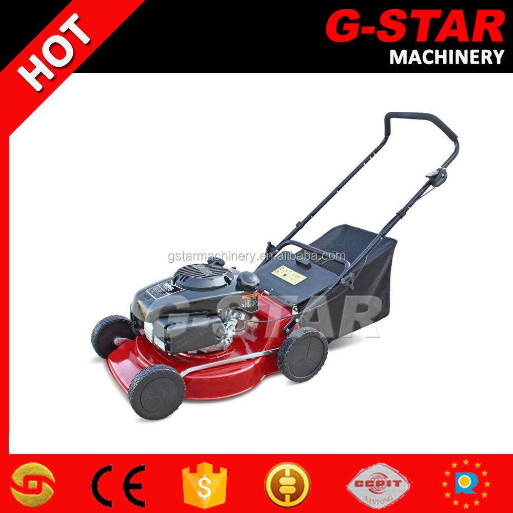 Hot sale china 18 inch hand push lawn mower ANT186P with CE