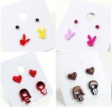 [pretty earing]Identifiable personality pretty earrings 2012~2013 fashion earrings Tapping Popular 300 species